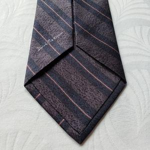 Bvlgari men's tie
